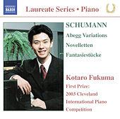 Piano Recital: Kotaro Fukuma by Kotaro Fukuma