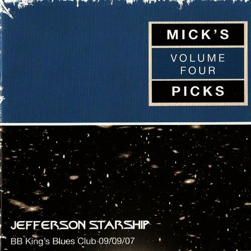 Mick's Picks Vol.4 BB King's Blues Club 09/09/07 by Jefferson Starship