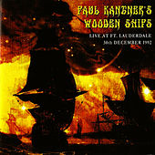 Live at Ft. Lauderdale 30th December 1992 by Paul Kantner