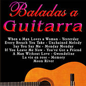 Play & Download Baladas a la Guitarra by Various Artists | Napster