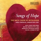 Songs of Hope by Benjamin Butterfield