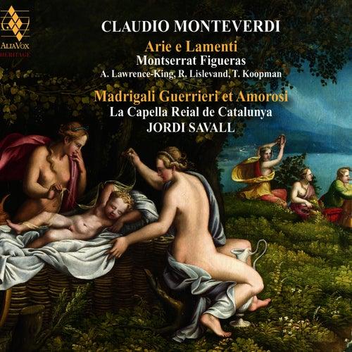 Play & Download Monteverdi - Madrigali e lamenti by Jordi Savall | Napster