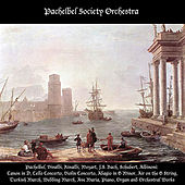 Play & Download Pachelbel, Vivaldi, Rinaldi, Mozart, J.S. Bach, Schubert & Albinoni: Canon in D, Cello Concerto, Violin Concerto, Adagio in G Minor, Air on the G String, Turkish March, Wedding March, Ave Maria, Piano, Organ and Orchestral Works - Vol. III by Pachelbel Society Orchestra | Napster
