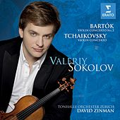 Play & Download Tchaikovsky Bartok : Violin Concertos by Valeriy Sokolov | Napster
