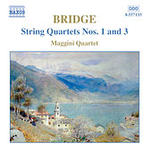 Play & Download Bridge: string quartets Nos. 1 and 3 by Various Artists | Napster
