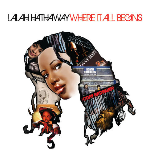 Play & Download Where It All Begins by Lalah Hathaway | Napster