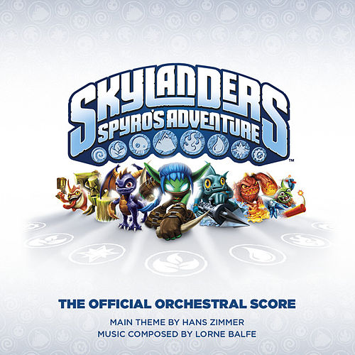 Skylanders: Spyro's Adventure by Various Artists