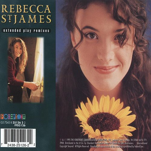 Rebecca St. James Extended Rem by Rebecca St. James