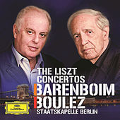 Play & Download The Liszt Concertos by Daniel Barenboim | Napster