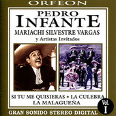 Pedro Infante y Mariachi Silvestre Vargas by Various Artists