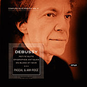 Play & Download Debussy: Piano Music, Vol. V by Pascal Rogé | Napster