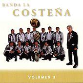 Volumen 3 by Banda La Costena