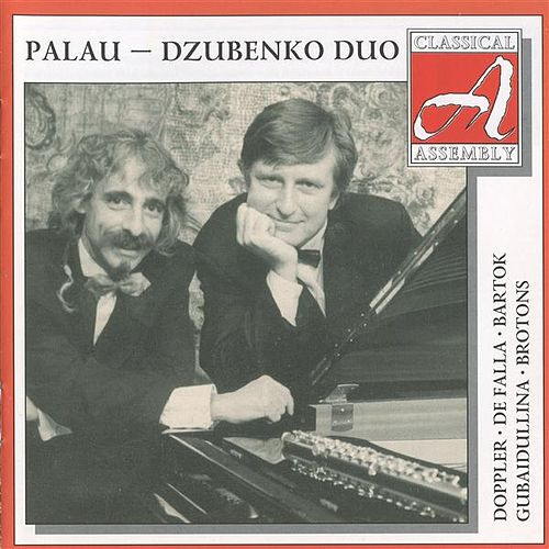 Play & Download Doppler: Fantaisie pastorale hongroise - Falla: 7 Canciones populares espanolas - Bartok: 15 Hungarian Peasant Songs by Palau-Dzubenko Duo | Napster