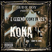 The Legend Continues by Kokane