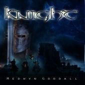 Knight by Medwyn Goodall