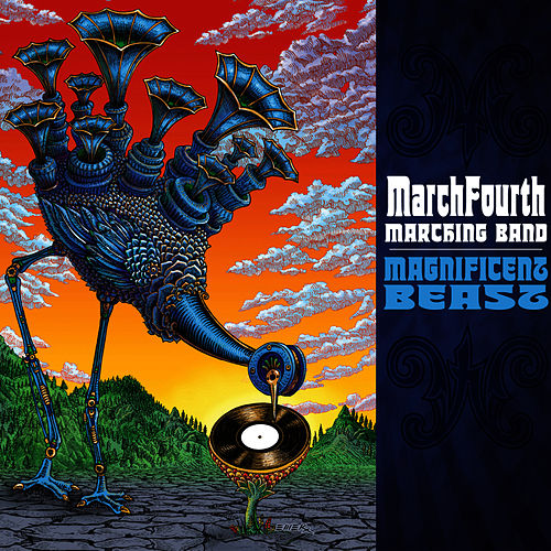 Play & Download Magnificent Beast by Marchfourth Marching Band | Napster