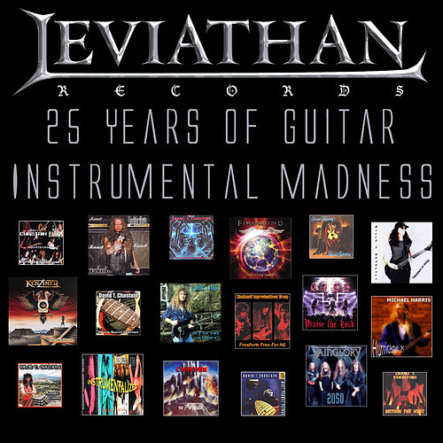25 Years of Guitar Instrumental Madness by Various Artists