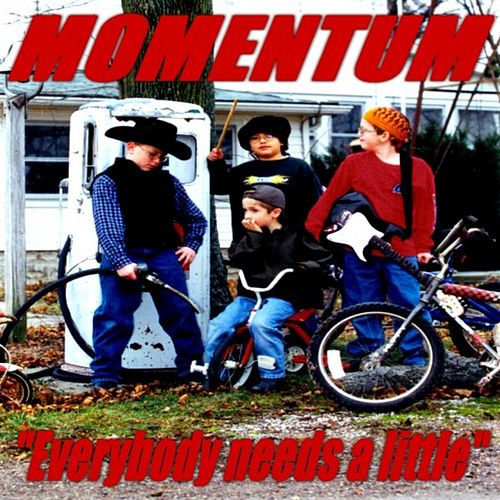 Everybody Needs A Little by Momentum