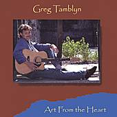 Play & Download Art From The Heart by Greg Tamblyn | Napster