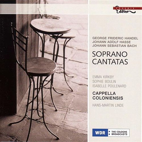 Play & Download Handel, G.F.: Silete Venti / Hasse, J.A.: La Gelosia / Bach, J.S.: Non Sa Che Sia Dolore by Various Artists | Napster