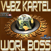 Play & Download Worl Boss by VYBZ Kartel | Napster