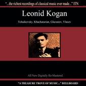 Play & Download Kogan - Tchaikovsky, Khachaturian, Glazunov, Vlasov by Leonid Kogan | Napster