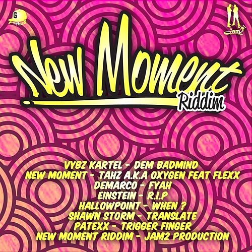 Play & Download New Moment Riddim by Various Artists | Napster
