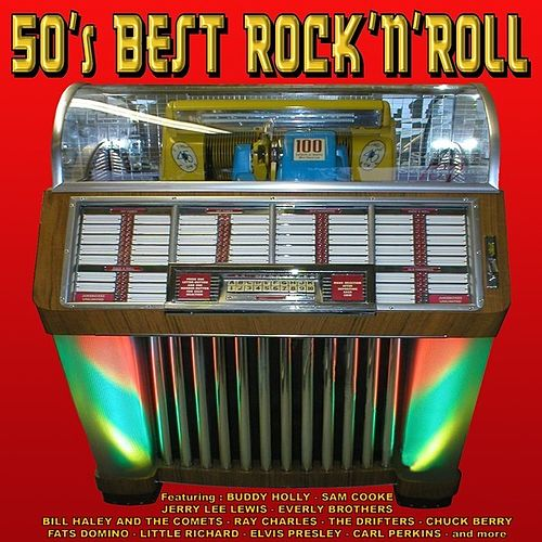 50` Best Rock N` Roll von Various Artists