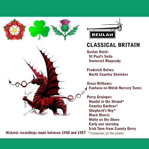 Play & Download Classical Britain by Various Artists | Napster