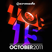 Armada Top 15 - October 2011 by Various Artists
