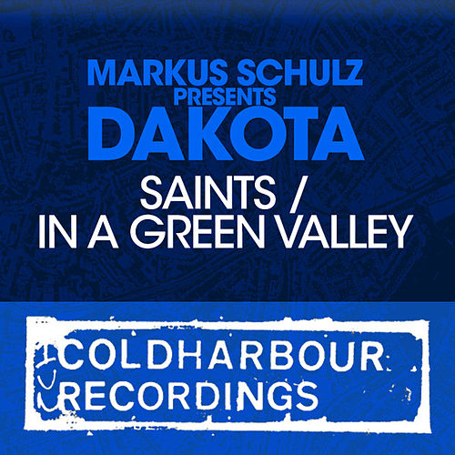 Play & Download Saints / In A Green Valley by Markus Schulz | Napster