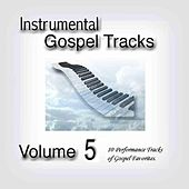 Instrumental Gospel Tracks Vol. 5 by Fruition Music Inc.