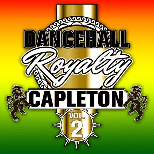 Dancehall Royalty, Vol. 2 by Capleton