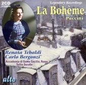 La Bohème (plus five bonus Puccini arias) by Various Artists