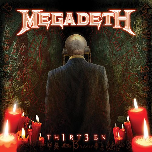 Th1rt3en by Megadeth