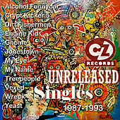 C/Z Records Unreleased Singles by Various Artists