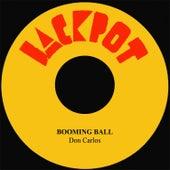 Booming Ball by Don Carlos