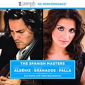 Play & Download The Spanish Masters by Various Artists | Napster
