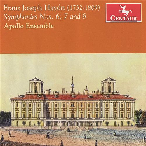 Play & Download Haydn: Symphonies Nos. 6, 7 & 8 by David Rabinovich | Napster