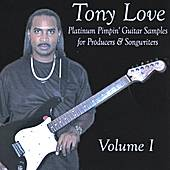 Play & Download Platinum Pimpin' Guitar Samples by Tony Love | Napster