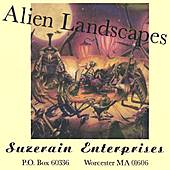 Play & Download Alien Landscapes by Milton Kerr | Napster