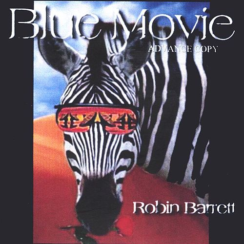 Blue Movie by Robin Barrett