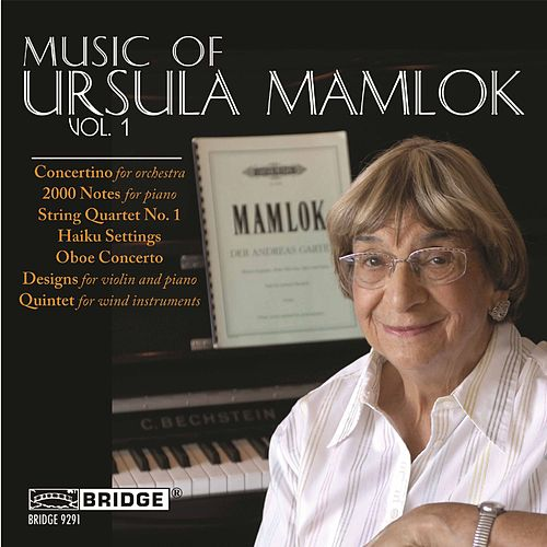 Play & Download Music of Ursula Mamlok, Vol. 1 by Various Artists | Napster