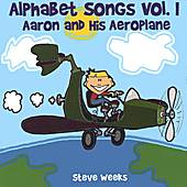 Play & Download Alphabet Songs Vol. I by Steve Weeks | Napster