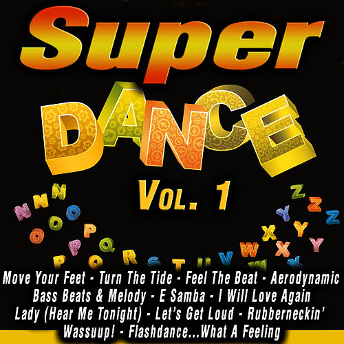 Super Dance Vol.1 by D.J.Party Dance