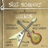 Play & Download The Electric Guitar Legends (feat. Michael Schenker, Geoff Whitehorn, Alex Conti, Frank Diez) by Siggi Schwarz | Napster