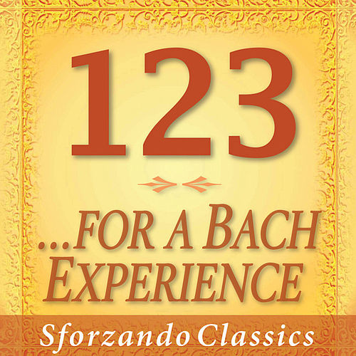 1-2-3 -  A Bach Experience by Various Artists