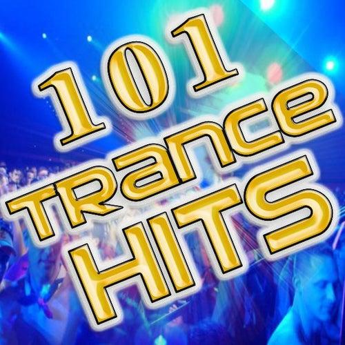 101 Trance Hits (Best of Electronic Dance Music, Goa, Techno, Psytrance, Acid House, Hard Dance, Rave, Electro, Trance Anthems) by DJ Electronica Trance
