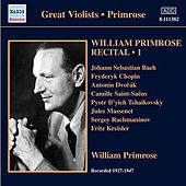 Play & Download Primrose: Recital, Vol. 1 by Various Artists | Napster