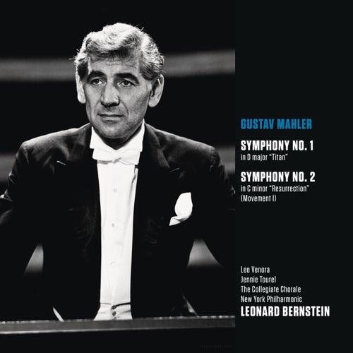 Play & Download Mahler: Symphony No. 1 in D major 'Titan'; Symphony No. 2 in C minor 'Resurrection' (Movt. I) by Leonard Bernstein | Napster